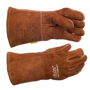 Gants soudeur MIG-MAG Weldas 10-2392 avec pouce droit renforcé - Devis sur Techni-Contact.com - 1