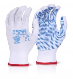 Gant tricoté fibre de nylon - Devis sur Techni-Contact.com - 1