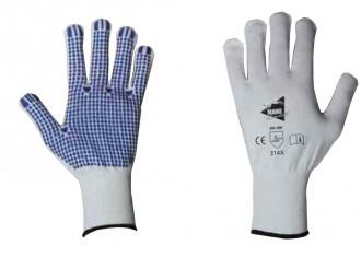 Gant tricoté jauge 13 - Devis sur Techni-Contact.com - 1