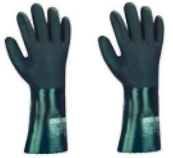 Gant de protection chimique en nitrile - Devis sur Techni-Contact.com - 1