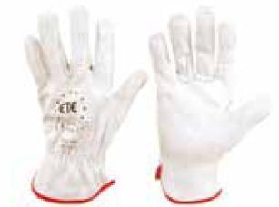 Gants de protection cuir pleine fleur - Devis sur Techni-Contact.com - 1