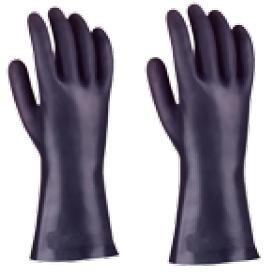 Gants de protection en néoprène pour produits chimiques - Devis sur Techni-Contact.com - 1
