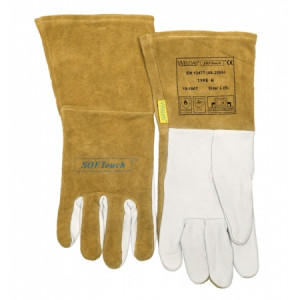 Gants de soudage TIG Weldas 10-1007 - Devis sur Techni-Contact.com - 1