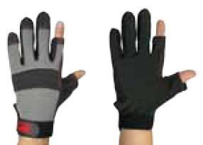 Gants de voile avec 2 doigts coupés - Devis sur Techni-Contact.com - 1