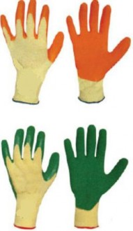 Gants grip latex - Devis sur Techni-Contact.com - 1