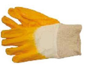 Gants nitrile jaune - Devis sur Techni-Contact.com - 1