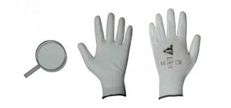 Gants polyuréthane support nylon - Devis sur Techni-Contact.com - 1
