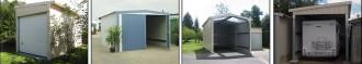Garage métal pour camping-car - Devis sur Techni-Contact.com - 1