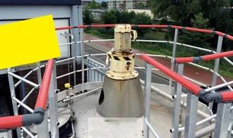Garde corps industriel circulaire - Devis sur Techni-Contact.com - 1