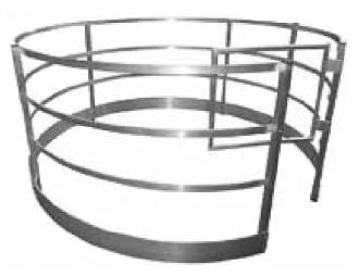 Garde corps industriel circulaire - Devis sur Techni-Contact.com - 2