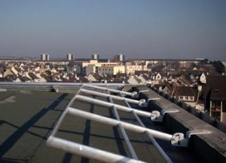 Garde corps pour toiture - Devis sur Techni-Contact.com - 1