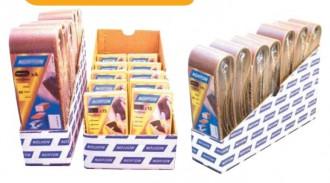 Garniture de papier abrasif - Devis sur Techni-Contact.com - 1