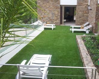 Gazon artificiel jardin - Devis sur Techni-Contact.com - 2
