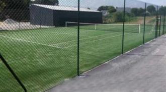Gazon synthétique pour court de tennis - Devis sur Techni-Contact.com - 1