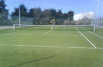 Gazon synthétique pour court de tennis - Devis sur Techni-Contact.com - 2