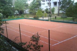 Gazon synthétique pour court de tennis - Devis sur Techni-Contact.com - 3