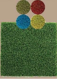 Gazon synthétique terrain de sport en couleurs - Devis sur Techni-Contact.com - 1