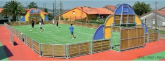Gazon synthétique terrain sport - Devis sur Techni-Contact.com - 2