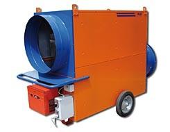 Générateur air chaud à fioul - Devis sur Techni-Contact.com - 1