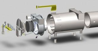 Générateur air chaud gaz industriel - Devis sur Techni-Contact.com - 2