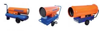 Générateur fioul combustion direct - Devis sur Techni-Contact.com - 1