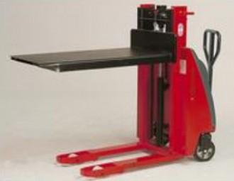 Gerbeur de manutention électrique 1200 kg - Devis sur Techni-Contact.com - 2