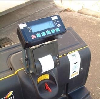 Gerbeur peseur électrique - Devis sur Techni-Contact.com - 2