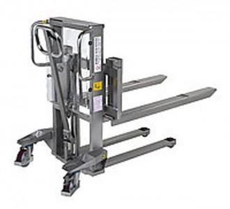 Gerbeur semi electrique 500 et 1 000 kgs - Devis sur Techni-Contact.com - 3