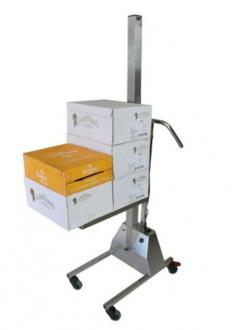 Gerbeur semi électrique inox - Devis sur Techni-Contact.com - 1