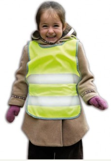 Gilet de sécurité enfant - Devis sur Techni-Contact.com - 1