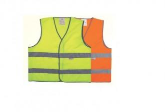 Gilet de signalisation 100 % polyester - Devis sur Techni-Contact.com - 3