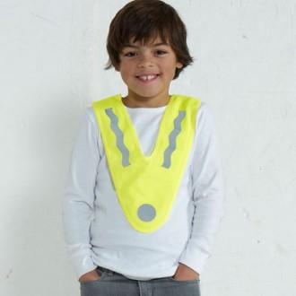 Gilet de signalisation pour enfants - Devis sur Techni-Contact.com - 1