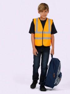 Gilet haute visibilité pour enfant - Devis sur Techni-Contact.com - 2