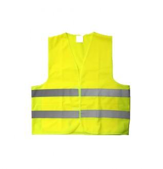 Gilet jaune de sécurité réfléchissant - Devis sur Techni-Contact.com - 1