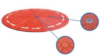 Giratoire 8 éléments - Devis sur Techni-Contact.com - 2