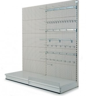 Gondole de magasin - Devis sur Techni-Contact.com - 1