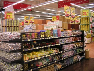 Gondole de supermarché - Devis sur Techni-Contact.com - 7