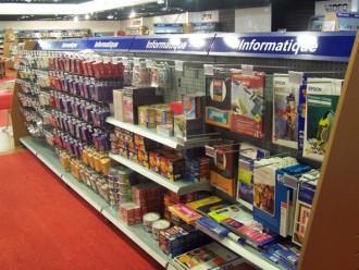 Gondole pour librairie - Devis sur Techni-Contact.com - 4