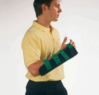 Gouttière d'immobilisation bras - Devis sur Techni-Contact.com - 1