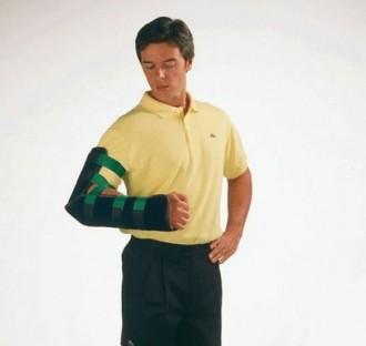 Gouttière d'immobilisation bras - Devis sur Techni-Contact.com - 2