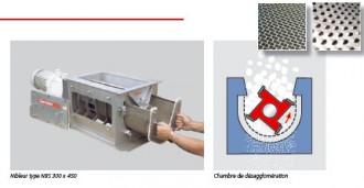 Granulateur produits vracs - Devis sur Techni-Contact.com - 2