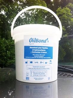 Granulé absorbant pour liquides et hydrocarbures - Devis sur Techni-Contact.com - 1