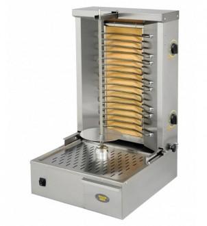Grill à kebab électrique - Devis sur Techni-Contact.com - 1