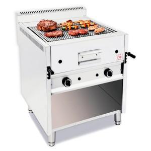 Grill à pierre de lave professionnel - Devis sur Techni-Contact.com - 1