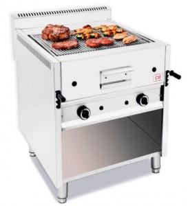 Grill à pierre de lave professionnel - Devis sur Techni-Contact.com - 3