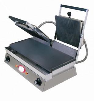Grill électrique inox - Devis sur Techni-Contact.com - 1