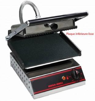 Grill électronique inox 2200 W - Devis sur Techni-Contact.com - 2