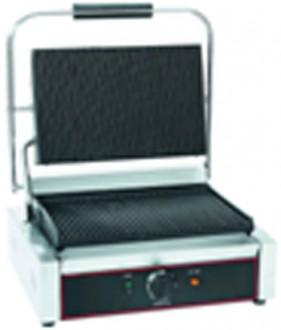 Grill panini avec thermostat réglable en continu - Devis sur Techni-Contact.com - 1