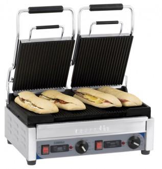 Grill panini double professionnel - Devis sur Techni-Contact.com - 2