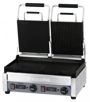 Grill panini double professionnel - Devis sur Techni-Contact.com - 3